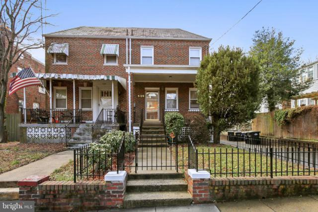426 Nicholson Street NW, WASHINGTON, DC 20011 (#DCDC398636) :: Wes Peters Group Of Keller Williams Realty Centre