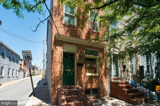 2110 Bank Street, BALTIMORE, MD 21231 (#MDBA435800) :: ExecuHome Realty