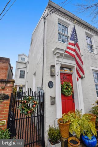 320 N Patrick Street, ALEXANDRIA, VA 22314 (#VAAX226182) :: Blue Key Real Estate Sales Team