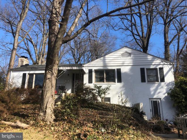 707 E Broad Street, FALLS CHURCH, VA 22046 (#VAFA109108) :: Browning Homes Group