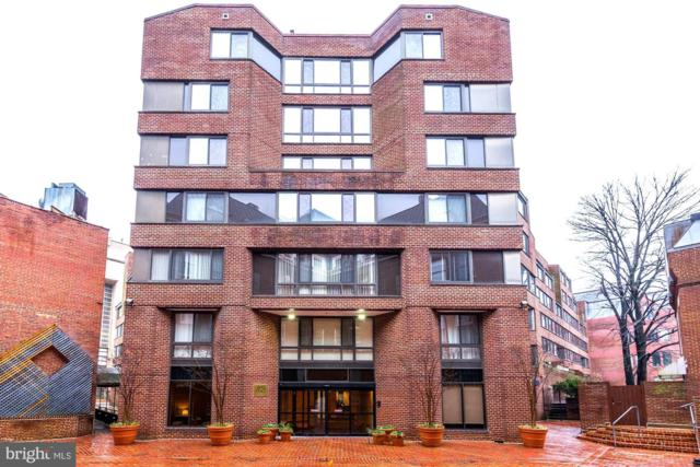 1077 30TH Street NW #303, WASHINGTON, DC 20007 (#DCDC398738) :: Browning Homes Group
