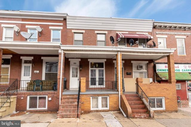 311 N Ellwood Avenue, BALTIMORE, MD 21224 (#MDBA435886) :: The Redux Group