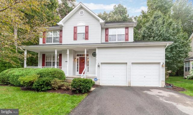 403 Timber Lane, GRASONVILLE, MD 21638 (#MDQA136734) :: Wes Peters Group Of Keller Williams Realty Centre