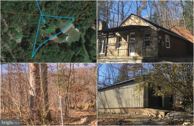 4144 Cold Run Valley Road, BERKELEY SPRINGS, WV 25411 (#WVMO114288) :: SURE Sales Group