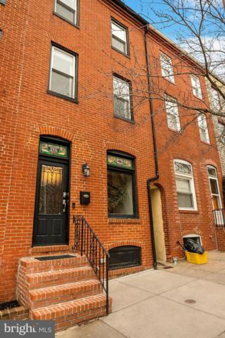 216 S Chester Street, BALTIMORE, MD 21231 (#MDBA435950) :: The Dailey Group