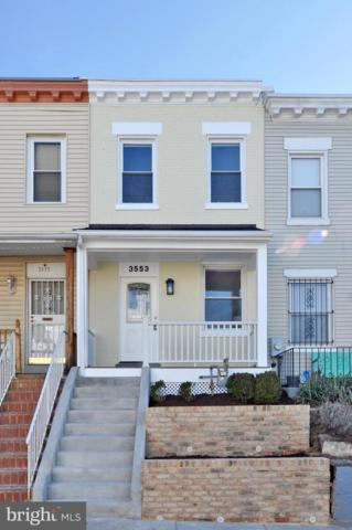3553 6TH Street NW, WASHINGTON, DC 20010 (#DCDC398798) :: Wes Peters Group Of Keller Williams Realty Centre