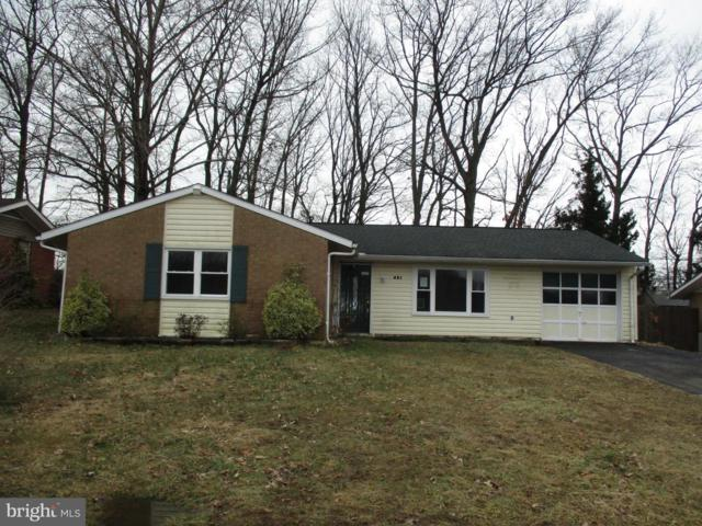 421 Barksdale Road, JOPPA, MD 21085 (#MDHR221428) :: ExecuHome Realty