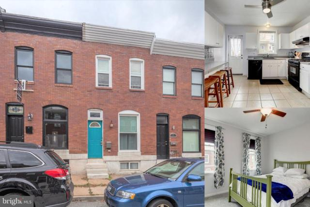 244 S Robinson Street, BALTIMORE, MD 21224 (#MDBA435986) :: The Dailey Group