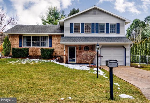 909 Bonny Lane, MECHANICSBURG, PA 17055 (#PACB109160) :: John Smith Real Estate Group