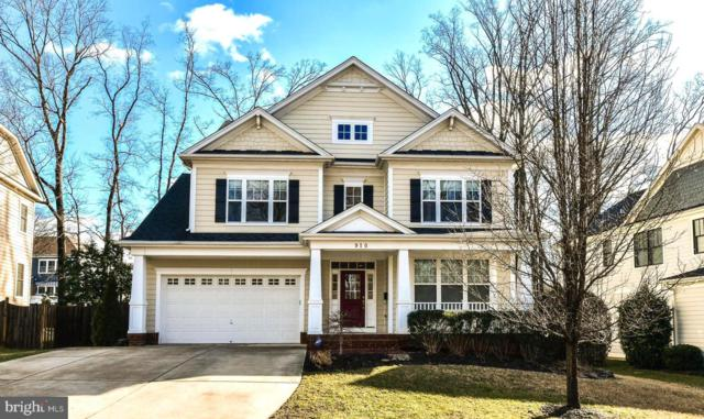 910 Desale Street SW, VIENNA, VA 22180 (#VAFX992238) :: The Gus Anthony Team