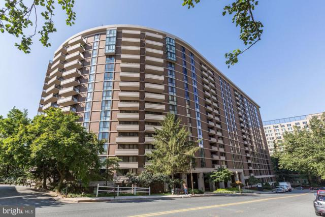 4620 N Park Avenue 1004 W, CHEVY CHASE, MD 20815 (#MDMC619160) :: The Daniel Register Group