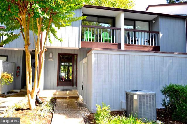 20960 Spring Lake Drive #216, REHOBOTH BEACH, DE 19971 (#DESU132048) :: Compass Resort Real Estate