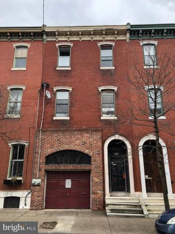 647 N 16TH Street, PHILADELPHIA, PA 19130 (#PAPH717302) :: Ramus Realty Group