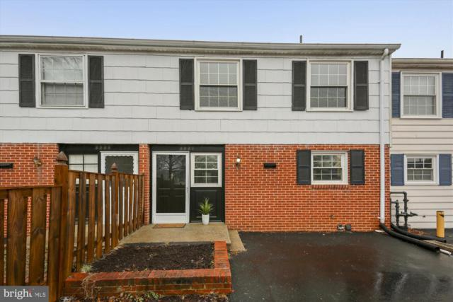 3321 Tidewater Court C-10, OLNEY, MD 20832 (#MDMC619296) :: The Kenita Tang Team
