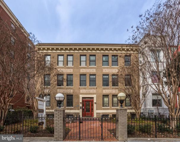 1361 Irving Street NW #2, WASHINGTON, DC 20010 (#DCDC398930) :: Erik Hoferer & Associates
