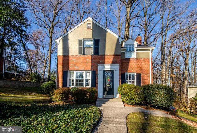 1308 Tracy Place, FALLS CHURCH, VA 22046 (#VAFA109112) :: AJ Team Realty