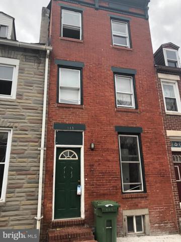945 W Lombard Street, BALTIMORE, MD 21223 (#MDBA436128) :: Great Falls Great Homes