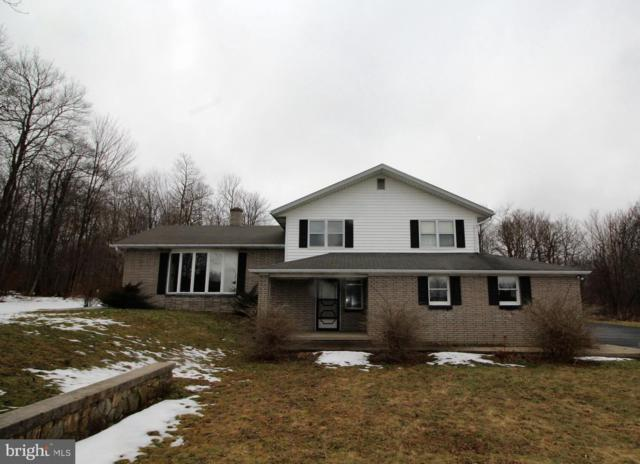 44 Grassy Ridge Road, MOUNT STORM, WV 26739 (#WVGT102580) :: Hill Crest Realty