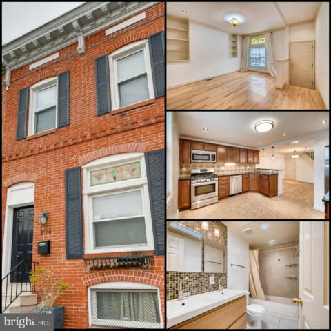 104 N Montford Avenue, BALTIMORE, MD 21224 (#MDBA436164) :: SURE Sales Group