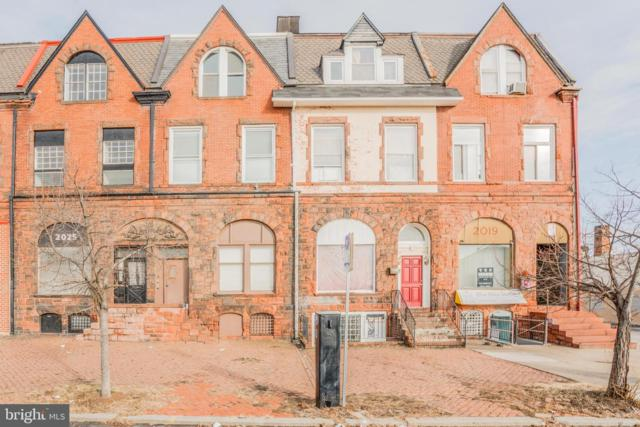 2021 Maryland Avenue, BALTIMORE, MD 21218 (#MDBA436168) :: The Gold Standard Group