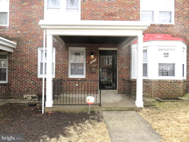 3011 Elgin Avenue, BALTIMORE, MD 21216 (#MDBA436180) :: Wes Peters Group Of Keller Williams Realty Centre