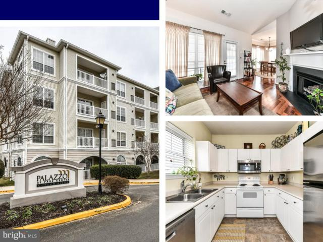 4550 Strutfield Lane #2429, ALEXANDRIA, VA 22311 (#VAAX226266) :: Arlington Realty, Inc.