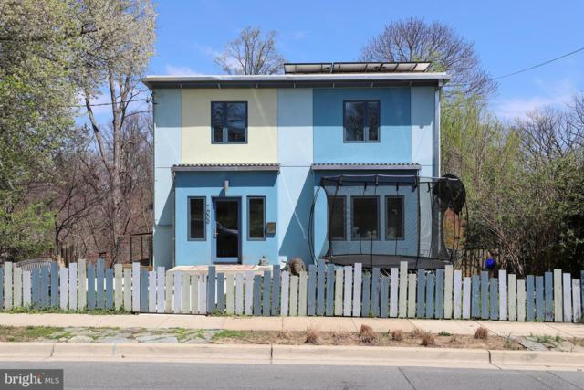7009 Woodland Avenue, TAKOMA PARK, MD 20912 (#MDMC619472) :: The Withrow Group at Long & Foster