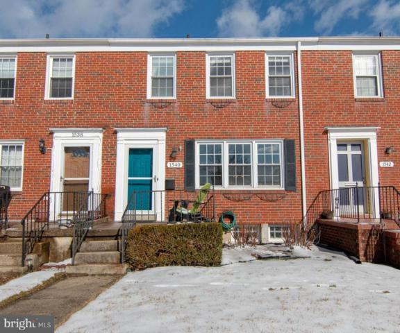 1540 Putty Hill Avenue, TOWSON, MD 21286 (#MDBC431928) :: The Dailey Group