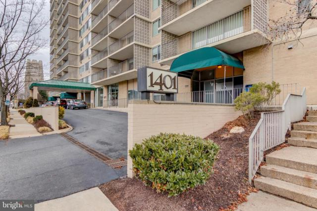 1401-UNIT Pennsylvania Avenue #709, WILMINGTON, DE 19806 (#DENC415974) :: Joe Wilson with Coastal Life Realty Group