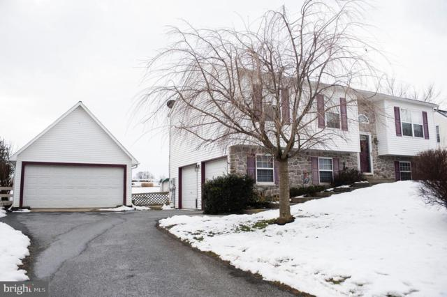 124 Wheatfield Court, QUARRYVILLE, PA 17566 (#PALA122634) :: The Craig Hartranft Team, Berkshire Hathaway Homesale Realty