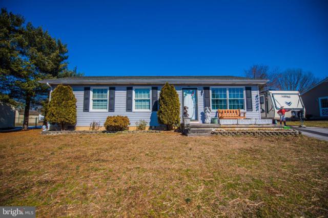 210 Crest Circle, WINCHESTER, VA 22602 (#VAFV144764) :: Great Falls Great Homes