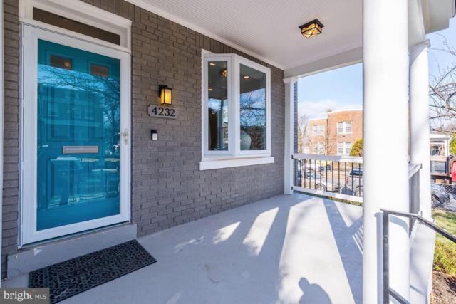 4232 3RD ST NW, WASHINGTON, DC 20011 (#DCDC399130) :: Labrador Real Estate Team