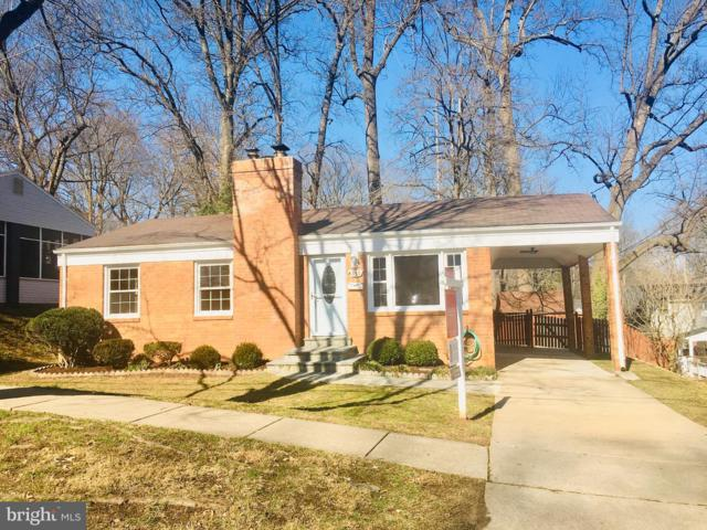 411 Branch Drive, SILVER SPRING, MD 20901 (#MDMC619570) :: The Maryland Group of Long & Foster