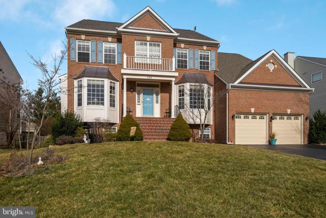 708 Duncan Place SE, LEESBURG, VA 20175 (#VALO353212) :: Network Realty Group