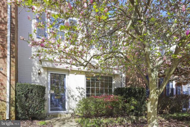 630 Azalea Drive #2, ROCKVILLE, MD 20850 (#MDMC619576) :: Eric Stewart Group