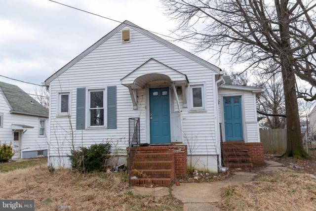 4111 Highland Avenue, BALTIMORE, MD 21225 (#MDBA436310) :: Wes Peters Group Of Keller Williams Realty Centre