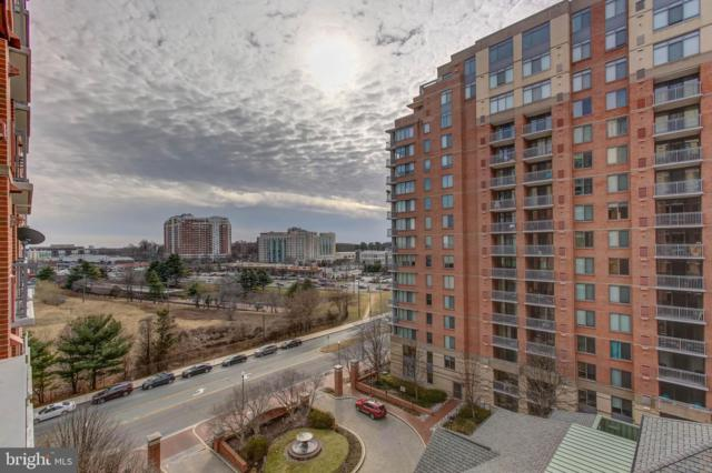 11710 Old Georgetown Road #807, NORTH BETHESDA, MD 20852 (#MDMC619578) :: Dart Homes