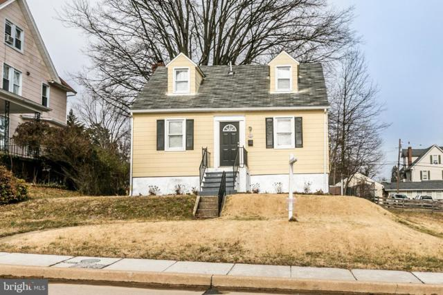 3912 Fleetwood Avenue, BALTIMORE, MD 21206 (#MDBA436324) :: The Miller Team