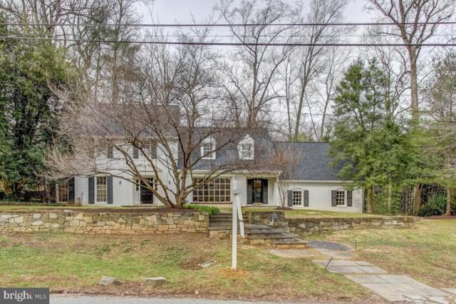 7011 Darby Road, BETHESDA, MD 20817 (#MDMC619624) :: Blue Key Real Estate Sales Team