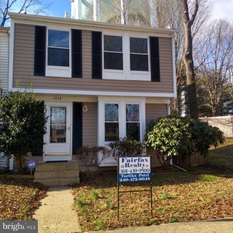 1214 Patriot Lane, BOWIE, MD 20716 (#MDPG500208) :: The Sebeck Team of RE/MAX Preferred
