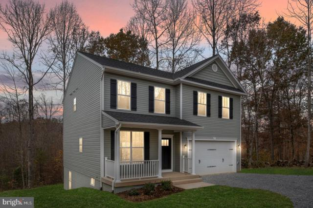 11707 Bleasdell Drive, SPOTSYLVANIA, VA 22551 (#VASP203178) :: The Licata Group/Keller Williams Realty