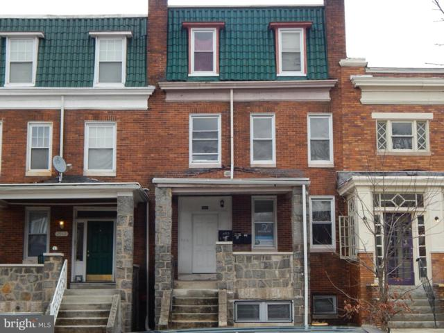 2501 Brookfield Avenue, BALTIMORE, MD 21217 (#MDBA436380) :: Remax Preferred | Scott Kompa Group