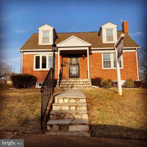 3516 Hillsmere Road, BALTIMORE, MD 21207 (#MDBC432062) :: Blue Key Real Estate Sales Team
