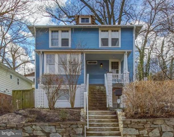6718 Cockerille Avenue, TAKOMA PARK, MD 20912 (#MDMC619656) :: The Withrow Group at Long & Foster