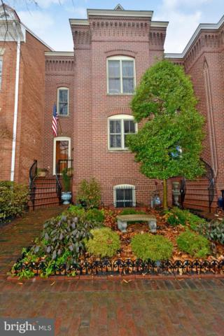 517 Princess Street, ALEXANDRIA, VA 22314 (#VAAX226340) :: The Maryland Group of Long & Foster Real Estate