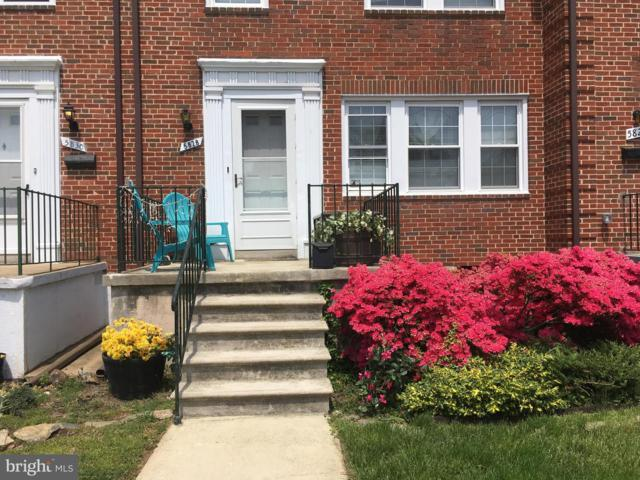 5828 Edmondson Avenue, BALTIMORE, MD 21228 (#MDBC432084) :: The Dailey Group