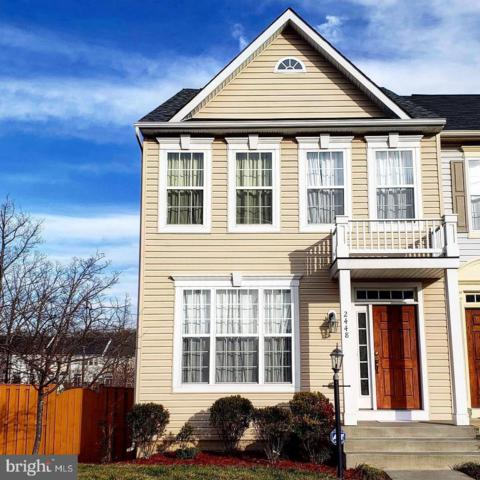 2448 Battery Hill Circle, WOODBRIDGE, VA 22191 (#VAPW432526) :: Browning Homes Group