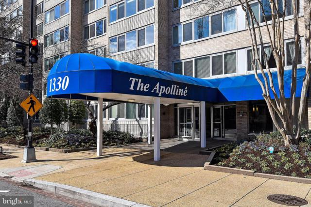 1330 New Hampshire Avenue NW #319, WASHINGTON, DC 20036 (#DCDC399278) :: AJ Team Realty