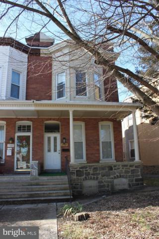 3702 Park Heights Avenue, BALTIMORE, MD 21215 (#MDBA436506) :: Colgan Real Estate