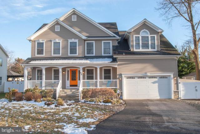 45 Robinson Road, SEVERNA PARK, MD 21146 (#MDAA374482) :: The Withrow Group at Long & Foster